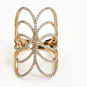 anello-onde-oro-rosso-e-diamanti