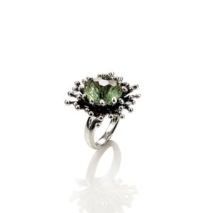 anello-fiore-e-quarzo-verde-acqua-giovanni-raspini-argento-9402
